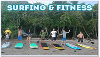 Surfing and Fitness