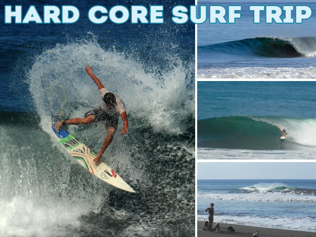 HARD CORE SURF PACKAGE