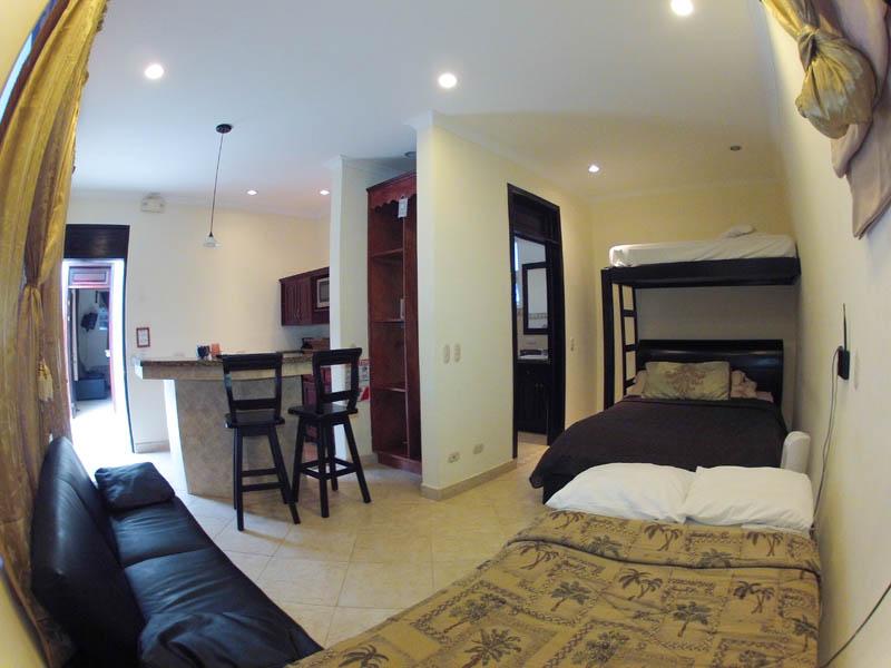Studio Apartments Vacation Rentals In Hermosa Costa Rica