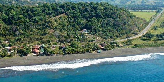 Located in Playa Hermosa Costa Rica